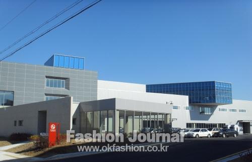 대구 성서 5차 산업단지에 확장 이전한 (주)소하 현대식 공장 전경